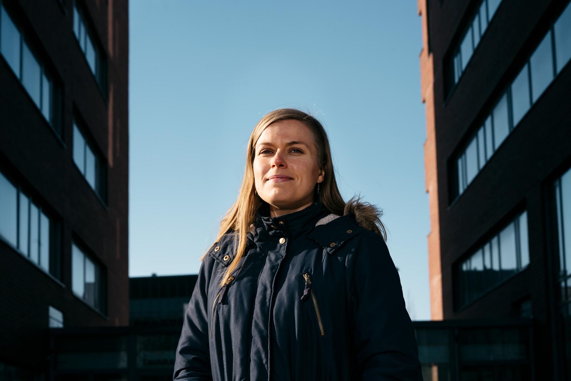 Tutkija Meri Lundahl